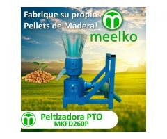 Peletizadora PTO MKFD260P Meelko