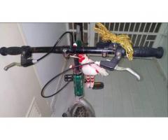 Bicicleta Shogun