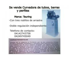 Se vende Curvadora de tubos