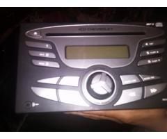 consola para carro de sonido