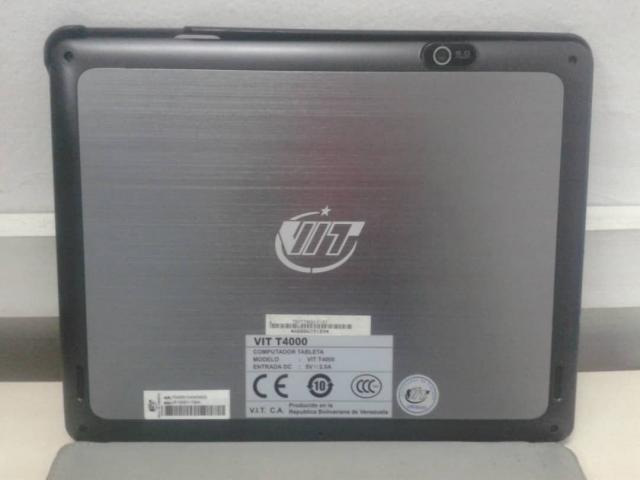 Tablet T4000-01 - 4/5