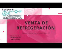 Venta de refacciones para refrigeración en Maracay