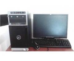 Computadora VIT modelo  E2120-01. Procesador Intel Core