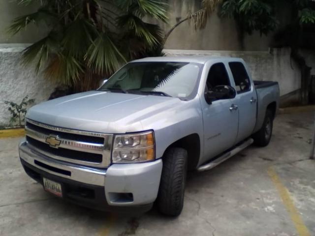 Silverado 2009 - 1/6
