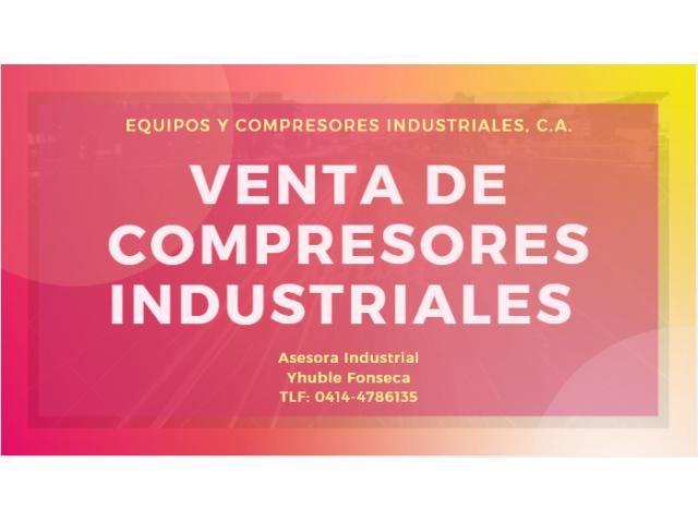 VENTA COMPRESORES DE AIRE - 1/1