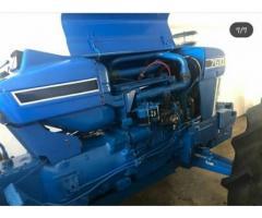 tractor ford 7610 doble 4x4 repotenciado