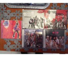 CDS ORIGINALES RBD & LOLA