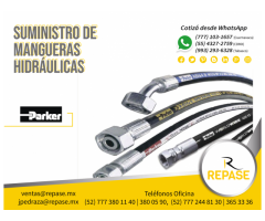 SUMINISTRO DE MANGUERAS HIDRÁULICAS