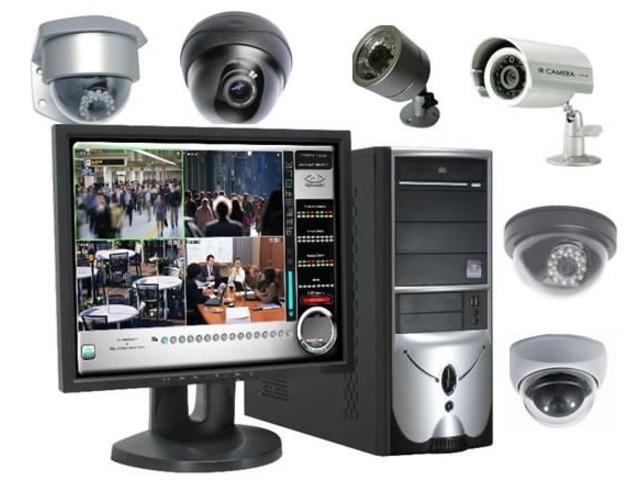 Circuito Cerrado Instalacion y Servicio de Camaras CCTV - 2/2