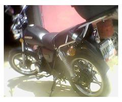 Moto owen año 2009 la vendo barata