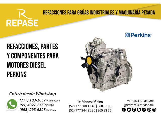 COMPONENTES PARA MOTORES DIESEL PERKINS - 1/1