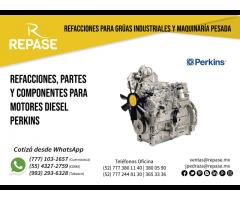 COMPONENTES PARA MOTORES DIESEL PERKINS