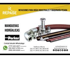 MANGUERAS HIDRÁULICAS