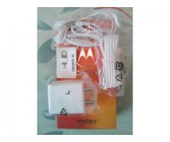 Combo de Accesorios de Moto E5 Plus (VENDIDO)