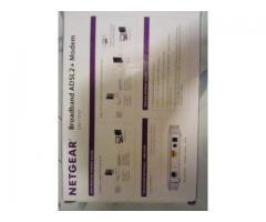 DSL Modem Netgear