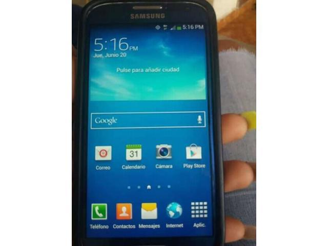 vendo Samsung - 3/4