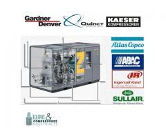 Refacciones para compresores industriales