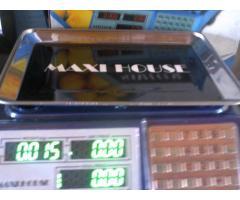 peso digital de 40 kilos
