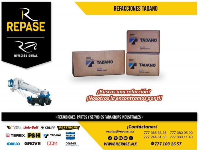 REFACCIONES Y PARTES PARA GRÚAS TADANO - 1/1