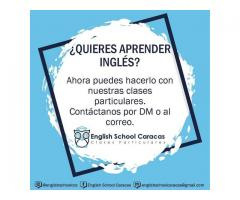 English School Caracas (Clases Particulares de inglés)
