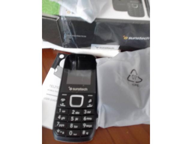 Vendo de paquete Tlf doble linea. TEL210 Sunstech - 2/3