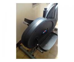 En Maturin, maquina de ejercicio Orbite3
