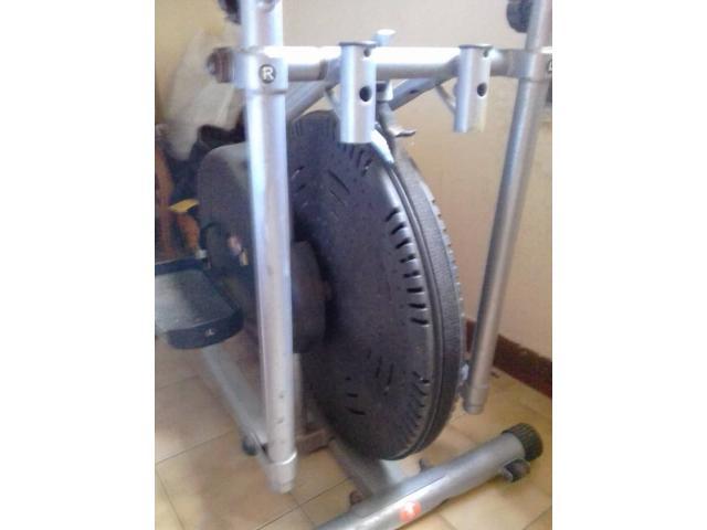 En Maturin, maquina de ejercicio Orbite3 - 2/2