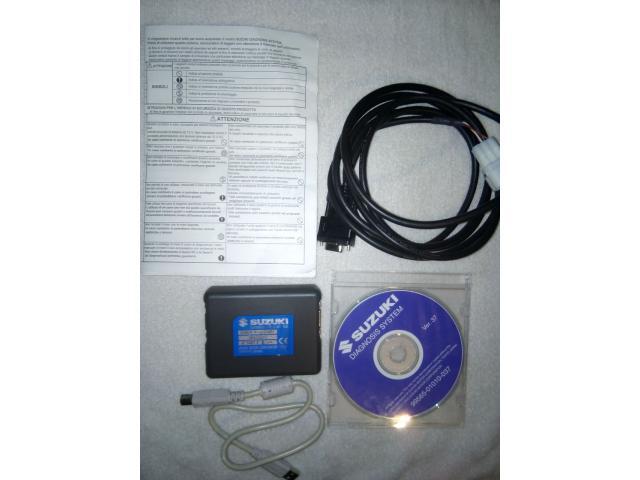 Escaner Para Motocicletas Suzuki.motor-abs - 1/6