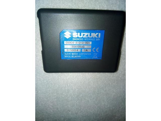 Escaner Para Motocicletas Suzuki.motor-abs - 2/6