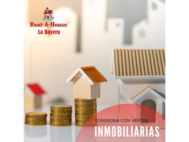 Se tu propio jefe y trabaja como Asesor Inmobiliario en Rentahouse La Boyera - 2/4