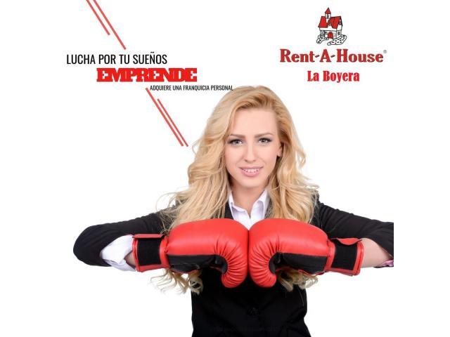 Se tu propio jefe y trabaja como Asesor Inmobiliario en Rentahouse La Boyera - 3/4