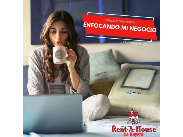 Se tu propio jefe y trabaja como Asesor Inmobiliario en Rentahouse La Boyera - 4/4