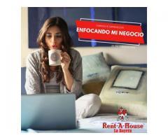 Se tu propio jefe y trabaja como Asesor Inmobiliario en Rentahouse La Boyera - Imagen 4/4
