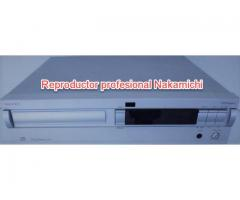 Reproductor Nakamichi /cd Player2 /edición Limitada(160vrds)