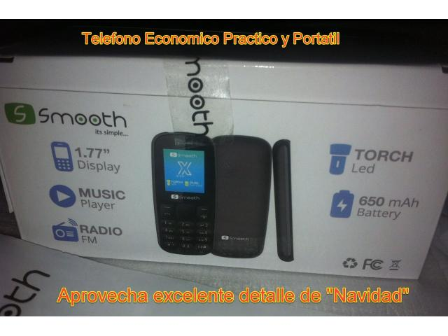Telefono Economico Smooth (15Vrds) - 2/6