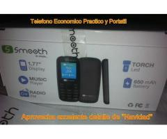 Telefono Economico Smooth (15Vrds)