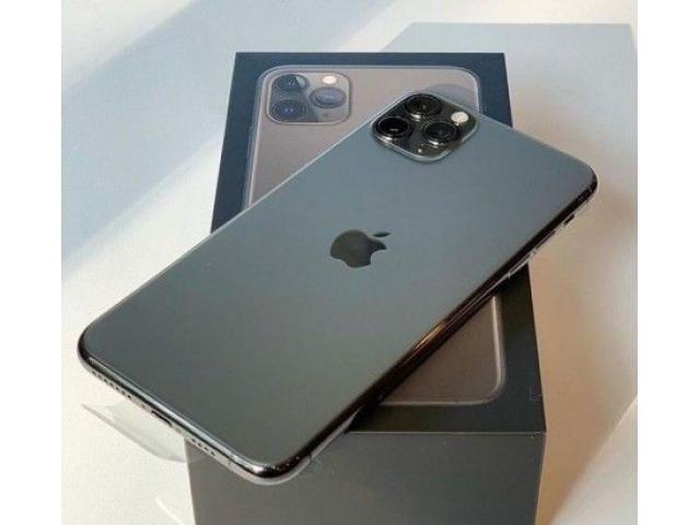 Apple iPhone 11 Pro  64GB = $600, iPhone 11 Pro Max  64GB = $650, iPhone 11  64GB =  $470 - 2/6