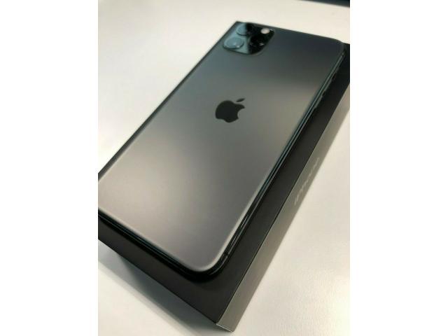 Apple iPhone 11 Pro  64GB = $600, iPhone 11 Pro Max  64GB = $650, iPhone 11  64GB =  $470 - 5/6