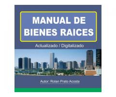 MANUAL DE BIENES RAICES