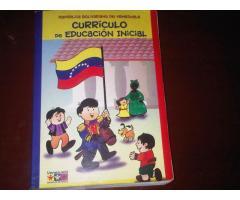 libro de educacion inicial poco uso