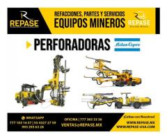 PERFORADORAS ATLAS COPCO