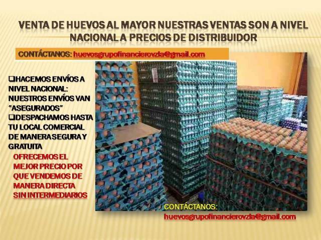 HUEVOS AL MAYOR EN VALENCIA SIN INTERMEDIARIOS - 3/6