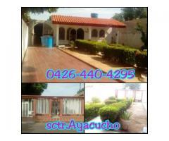 Casa en el Sector Ayacucho - La limpia-