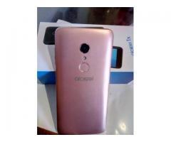 Celular Alcatel 1x rosado nuevo