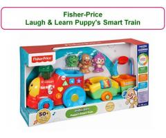 Juguetes Fisher Price y Mattel