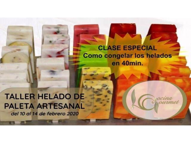 TALLER DE HELADO DE PALETA ARTESANAL del 10 al 14 de febrero 2020 - 6/6