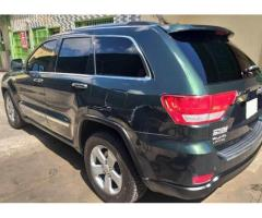 2011 Jeep Grand Cherokee 5.7L V8 Limited 4x4 Auto