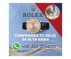 Compramos Relojes de alta Gama, billetes y monedas antiguas
