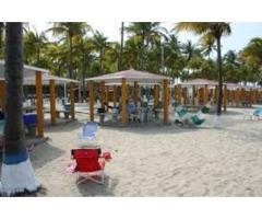 Acción club de playa CRPU