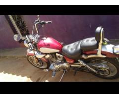 moto super shadow 250